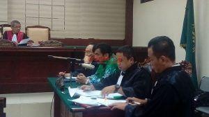 Sidang Lanjutan Walikota Madiun Non Aktif, Saksi Akui Ada Hambatan Pembangunan PBM