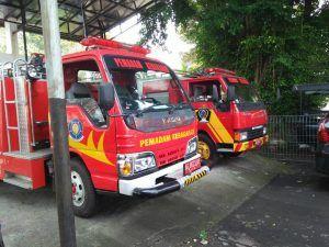 Blitar Kekurangan Mobil Pemadam Kebakaran