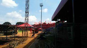 Anggaran Lampu Stadion Brawijaya Belum Diajukan ke Walikota