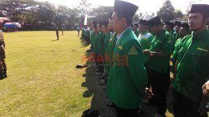 Banser dan GP Ansor se-Jatim Komitmen Pertahankan NKRI