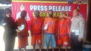 Main Judi Jokeran, Empat Warga Desa Tanjungsari Diamankan