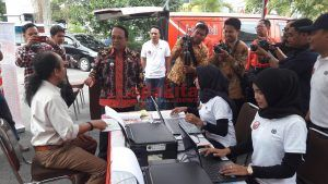 DPM PTSP Blitar Launching Program I Mobil