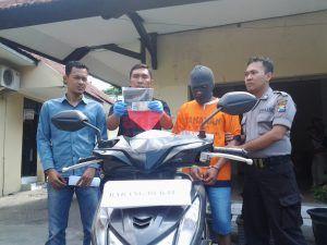 Gadaikan Motor Sewaan, Juru Tagih Koperasi Dipenjara
