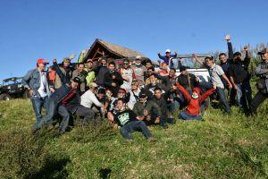 Puaskan Wisatawan dengan Wahana Baru Gunung Kelud