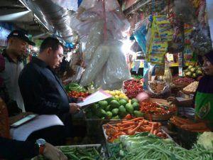 Sidak Pasar Jelang Ramadan, DPRD Sidoarjo Minta Laporan Harian Penjualan di Pasar