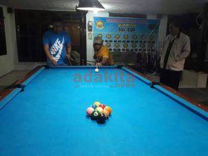 250 Peserta Ikuti Turnamen Biliar di Jombang
