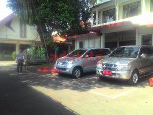 Ikuti SE Gubernur, Randis Milik PNS di Kabupaten Nganjuk Wajib Parkir Kantor