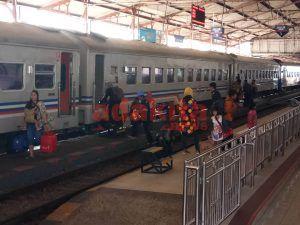 Lebaran Tahun Ini, Penumpang Kereta Api Naik 138 Persen