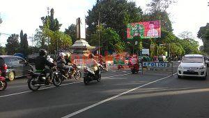 Roda 4 Dilarang Lewat Pusat Kota Jombang