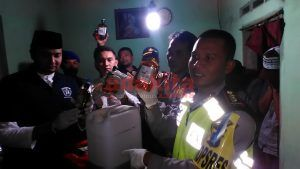 Baru 3 Hari Produksi, Pembuat Miras Ilegal Diamankan Polisi