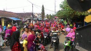 Kemacetan di Jalan Alternatif Sumobito, Tak Terpantau Petugas
