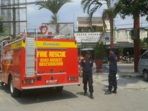 Blusukan, Cara Damkar Antisipasi Kebakaran