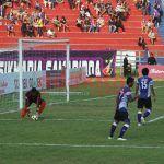 Bermain Agresif, Persik Kediri Unggul Sementara 1-0 Atas Persida SIdoarjo