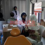 Bhakti Sosial Layanan Rail Clinic PT KAI Digeruduk Ratusan Warga