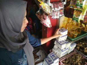 Pasokan Garam Terbatas, Kesediaan Barang Untuk Pedagang Dikurangi