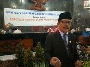 PDIP Belum Lakukan PAW, Ketua DPRD Kota Madiun: Itu Kewenangan Partai