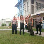 TNI-Polri, Bersama Pantau Persiapan Pengamanan Jelang Laga Madiun Putra Vs Persebaya