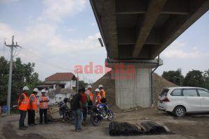 Ratusan Warga Tuntut Kompensasi Pembangunan Jalan Tol