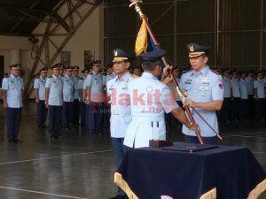 Pangkoopsau II Pimpin Langsung Sertijab Komandan Lanud Iswahjudi