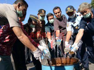Stop Narkoba dan Miras, Kapolres Madiun Kota: Lebih Dibutuhkan Kesadaran Masyarakat Ketimbang Aturan Yang Keras
