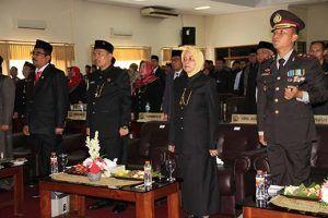 Ajak Warga Kediri Kerja Bersama, Bersatu dan Menjaga NKRI