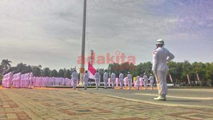 Drama Kolosal di Balik Upacara Kemerdekaan di Kabupaten Jombang