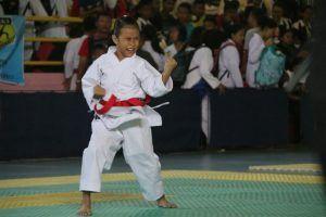 526 Atlet Ikuti Kejuaraan Karate Piala Kapolres Kediri Kota 2017