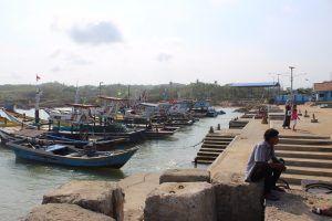 Hasil Tangkapan Nelayan di Blitar Masih Minim