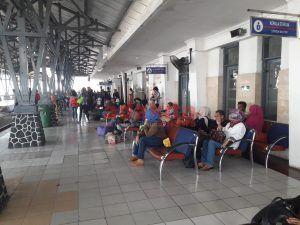 Libur Idul Adha, Jumlah Penumpang KA di Stasiun Blitar Meningkat