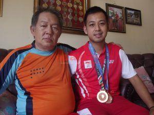 Ficky Supit Santoso, Peraih 2 Medali Perunggu Sea Games 2017