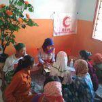 BSMI Kabupaten Mojokerto Beri Bantuan Air Bersih