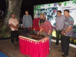 Taman Sekartaji, Taman Tanpa Asap Rokok