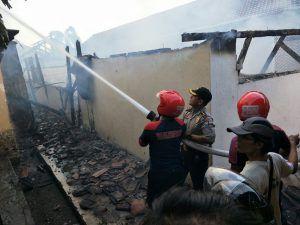 7 Ruang di SMA Negeri YP Kotamadya Terbakar