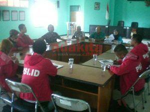 Audiensi Dengan KPU, DPD PSI Sidoarjo Siap Untuk Verifikasi