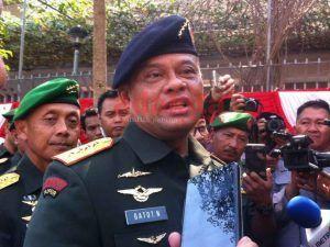 Panglima TNI Siapkan Pasukan ke Myanmar