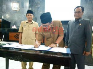 Lima Fraksi di DPRD Kota Madiun Setujui APBD Perubahan Tahun Anggaran 2017
