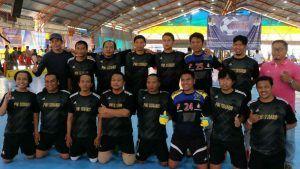Hajar Dakota 11-1, Tim Futsal PWI Sidoarjo Lolos Perempat Final