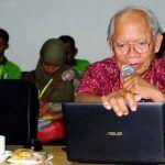Sejarawan Unesa, Prof DR Aminuddin Kasdi Dukung Pemutaran Film G 30S/PKI