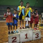Juara-Juara Baru Muncul Di Ajang PORLAKAB 2017