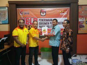 Dua Partai Baru Sudah Mendaftar di KPUD Kota Madiun