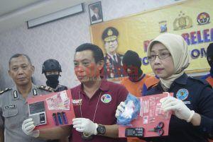 BNN Kota Mojokerto Bersama Satresnarkoba Polres Jombang Temukan Sarang Narkoba