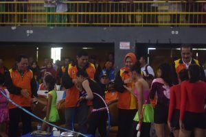 15 Cabor dan 3.383 Atlet Ramaikan Porkot 2017 Kota Kediri
