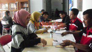 Jelang Penutupan, Pendaftar PPK di Tulungagung Membludak
