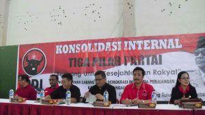 PDIP Putuskan Usung Syahri Mulyo – Maryoto Birowo