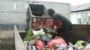 Volume Sampah Di Tulungagung, 100 Ton Per Hari