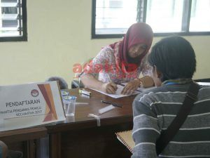 Pendaftaran Panwascam di Jombang Diperpanjang