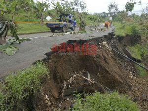 Waspada, Lima Daerah Rawan Longsor di Tulungagung