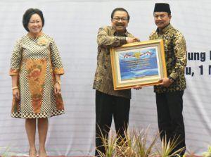 Kabupaten Jombang Kembali Raih Opini WTP dari Kementerian Keuangan RI