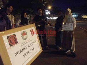 Puluhan Pemuda, Ngamen Kanggo Veteran