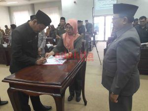 RAPBD Kabupaten Blitar 2018 Disetujui, Proyeksi Naik Hampir Setengah Triliun